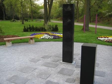 In Ihrer Nahe Memoriam Garten